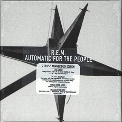 R.E.M. - Automatic For The People Ltd.25th (2 CD)