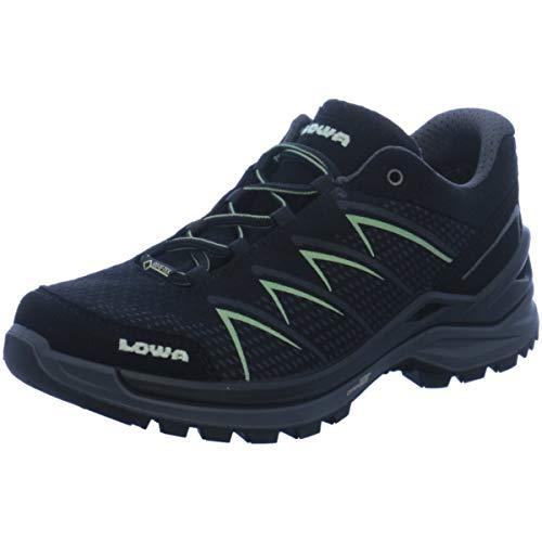 Lowa Damen Trekking-Schuh FERROX PRO GTX® LO Ws schwarz grün, Größe:42