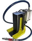 5 Ton Air Hydraulic Toe Jack Ram Machine Lift Cylinder QD-5Q