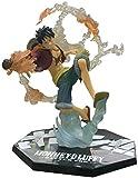 ZYBZGZ One Piece Anime Luffy Battle Version Rubber Fire Fist 14 cm PVC Figure/Vinyl Figure/Action Fi...