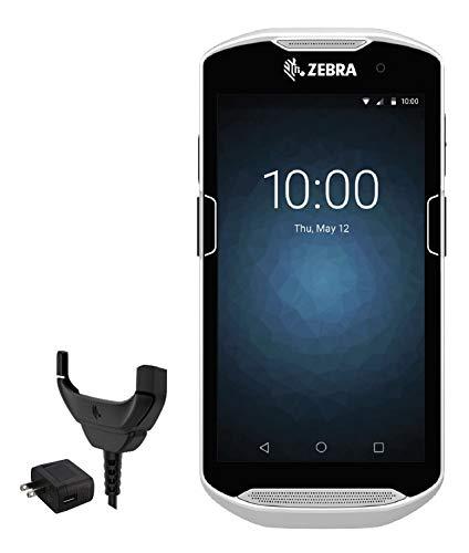 Zebra Escáner robusto TC56, Android, lector de código de barras 2D/1D (cargador incluido)