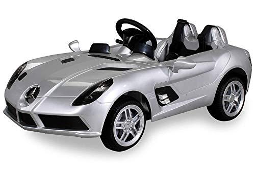 RC Auto kaufen Kinderauto Bild: Actionbikes Motors Kinder Elektroauto Mercedes Lizenziert McLaren Stirling Moss Kinder Elektro Auto Kinderauto Kinderfahrzeug Spielzeug für Kinder*