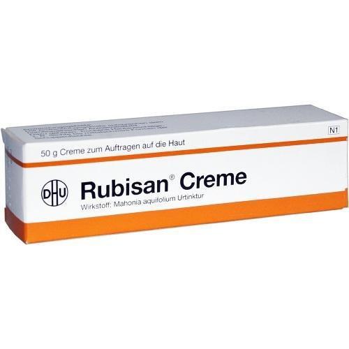 RUBISAN CREME 50g Creme PZN:8594499