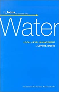Water: Local-Level Management (In Focus from Research to Policy)