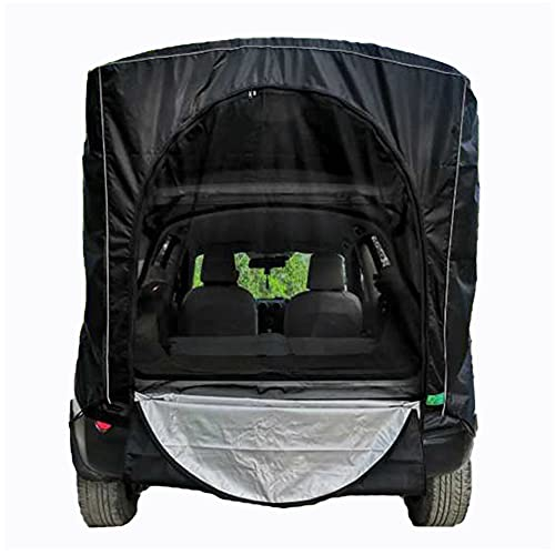 CYCPACK Car Camping Tent SUV Tail Awning Waterproof Sun Protection Car Side Hatchback Tailgate...