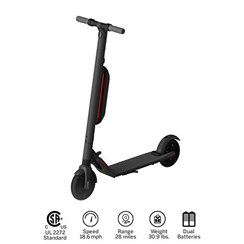 NINEBOT BY SEGWAY ES4 DOUBLE BATTERY DOUBLE AUTOMOMI