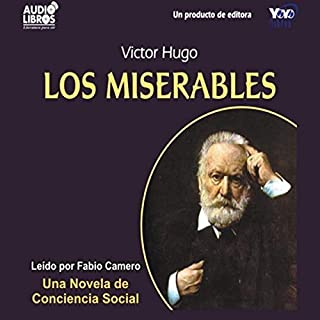 Los Miserables [Les Miserables] audiobook cover art