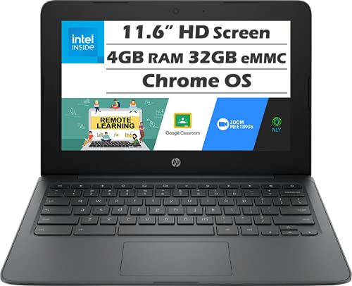 Compare HP Chromebook (11.6) vs other laptops