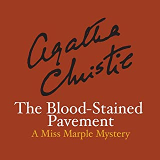 The Blood-Stained Pavement audiobook cover art