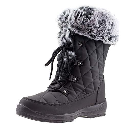 ArcticShield Women's Winter Snow Boots