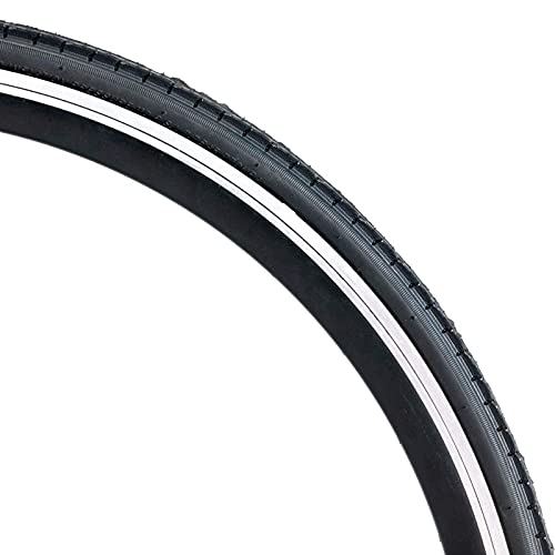 FYYTRL Neumático de Bicicleta de Carretera Accesorios de Bicicleta de Repuesto Negro, neumático de Bicicleta Duradero con amortiguación General, Adecuado para Bicicletas de Carretera,700x32
