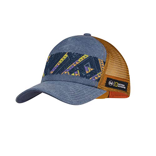Buff Trucker Cap, Blue, One size Unisex-Adult