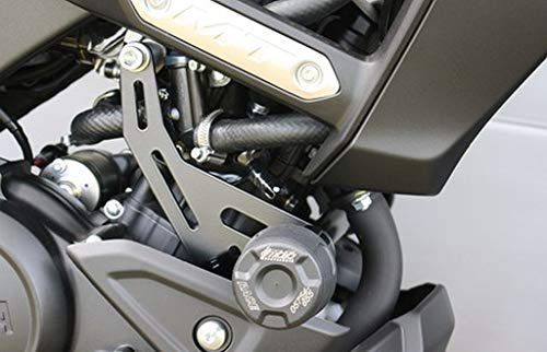 GSG-Moto Sturzpads passend für Yamaha MT 125 MT-125 ab 2020 Crash Pads NEU