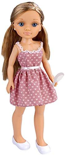 Nancy, Un día con Amigas, rubia con vestido rosa (Famosa 70