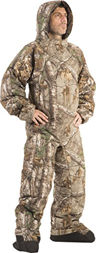 Selk'bag Adult Pursuit Wearable Sleeping Bag, Realtree Xtra,...