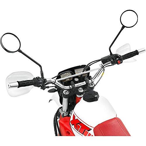 Fehling Motorradlenker Enduro Lenker 22mm Stahl 795x100x100mm Chrom, Unisex, Multipurpose, Ganzjährig