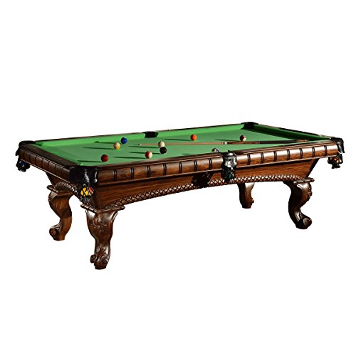 Billiard-Royal Pooltisch Modell Aramis 8 ft, Tuchfarbe:grün