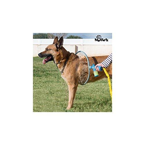 My Pet Ez Cerchio di Lavaggio per Cani–1Pezzo
