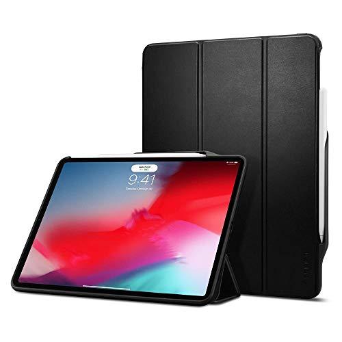 Spigen Smart Fold 2 Designed for Apple iPad Pro 12.9 Case (2018) - Black