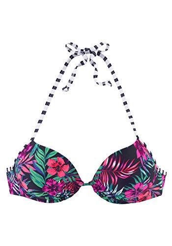 Venice Beach Damen Push-Up-Bikini-Top »Summer«