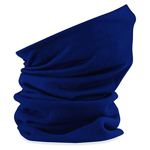 Beechfield–Halswärmer, Morf Suprafleece, Herren, marineblau
