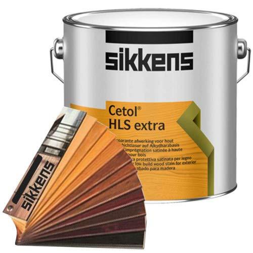 Sikkens Cetol Holzlasur: HLS Extra 2,5 Liter : 009 Eiche dunkel