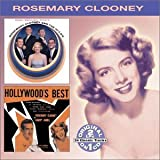 """album cover: Rosemary Clooney: """"Hollywood's Best"""" and """"Ring ARound Rosie"""""""