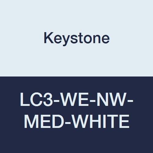 Store Max 71% OFF Keystone LC3-WE-NW-MED-WHITE Polypropylene Lab Pocket E 3 Coat