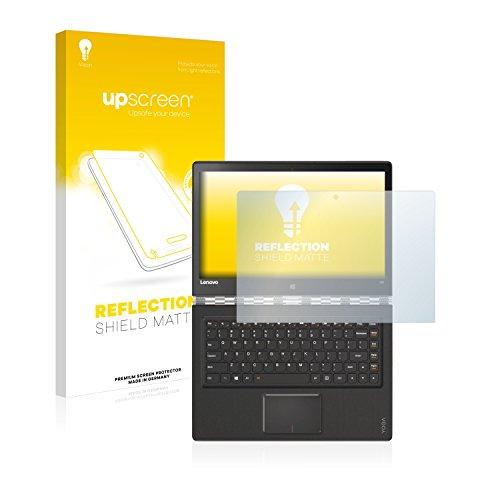 upscreen Entspiegelungs-Schutzfolie kompatibel mit Lenovo Yoga 900 – Anti-Reflex Bildschirmschutz-Folie Matt