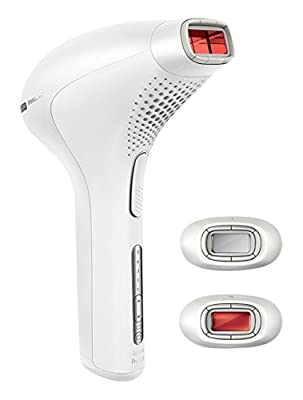 Philips Lumea SC2009/00 IPL Cordless Hair Removal Device on Body, Face and Bikini