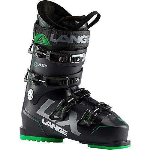 Lange LX 100 skischoenen, volwassenen, unisex, blauw/groen, 270