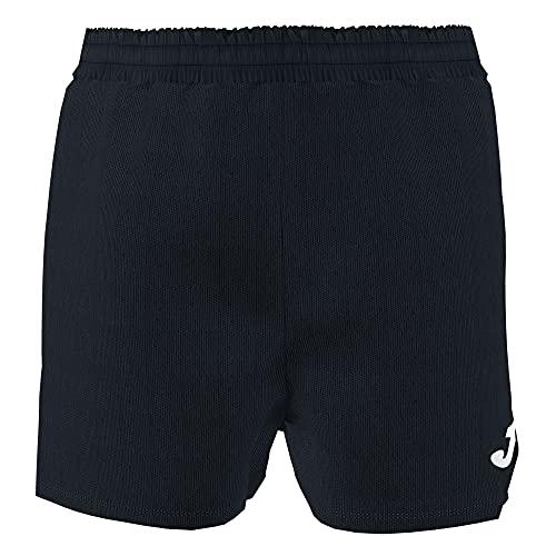 Joma Treviso Pantalones Cortos Equipamiento, Hombre, Negro, S