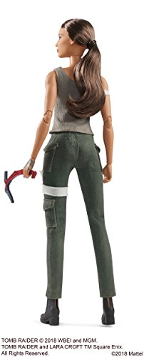 Barbie Tomb Raider Lara Croft FJH53 - 9