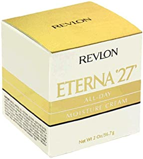 Revlon Eterna '27' All Day Moisture Cream, 2 Ounce (Pack of 2)
