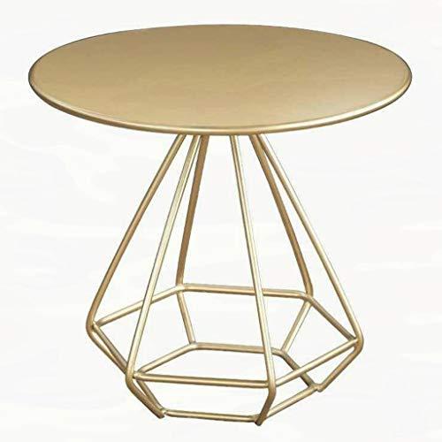 KST woonkamer smeedijzeren koffietafel, ronde bank zijtafel, slaapkamer nachtkastje balkon kleine ronde tafel eettafel, bureau onderhandelingstafel, zwart, goud