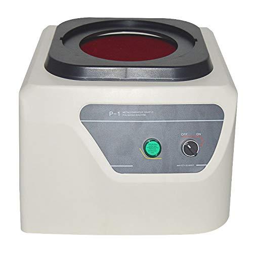 QWERTOUY polijstmachine voor desktop, metallografisch, polijstmachine, 220 V, 180 W