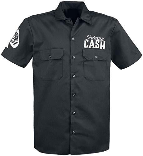 Johnny Cash Man In Black...