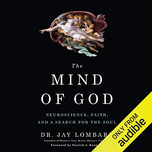 The Mind of God audiobook cover art