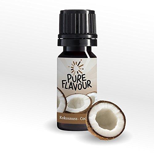 Pure Flavour - hochwertiges Lebensmittelaroma Kokosnuss (10 ml)