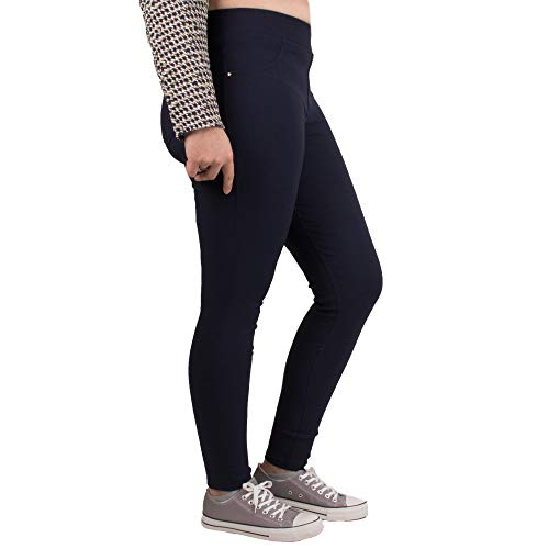 Primtex -  Leggings - Jeggings - Donna Bleu Marine 48/50