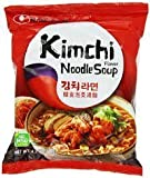 Nong Shim Kimchi Instant Noodles (5 x 120g)