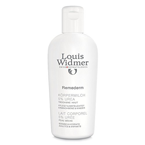 Widmer Remederm Körpermilch 5% Urea unparfümiert 200 ml