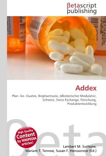 Addex: Plan- les- Ouates, Biopharmazie, Allosterischer Modulator, Schweiz, Swiss Exchange, Forschung, Produktentwicklung