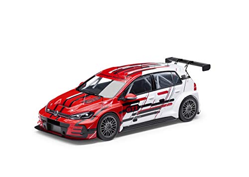 Volkswagen 5GV099300E645 1:43, Golf GTI TCR Tourenwagen 2018, Modellauto Kollektion