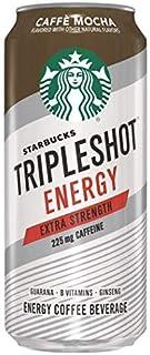 Sponsored Ad - Starbucks Tripleshot Energy Extra Strength, Caffe Mocha, 15oz Cans (12 Pack)