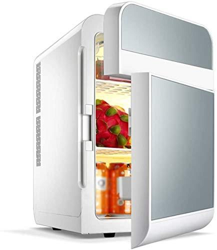XINTONGSPP Household Semplice Piccolo Frigorifero, Refrigerazione compressore del Frigorifero, 220V Domestica   12V Frigorifero, Adatto per Uso Domestico Quotidiano refrigerazione, Viaggi,