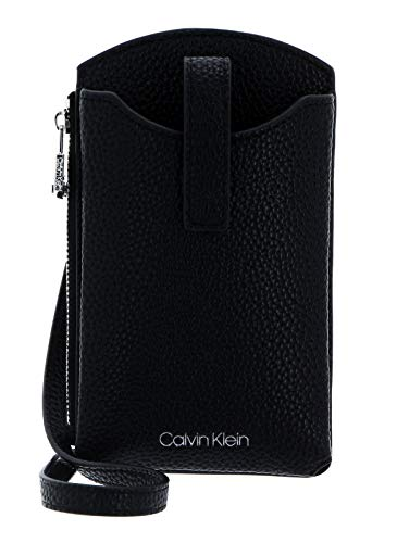 Calvin Klein Phone Crossbody Bag Black
