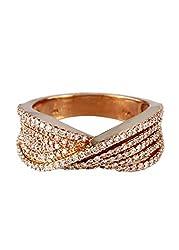 14K ROSE GOLD DIAMOND RING WZ0H587DD6