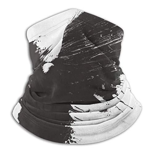 Towel&bag Máscara de esquí con alas de ángel para mujer, polaina para el cuello, bufanda para deportes al aire libre