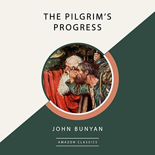 Page de couverture de The Pilgrim's Progress (AmazonClassics Edition)